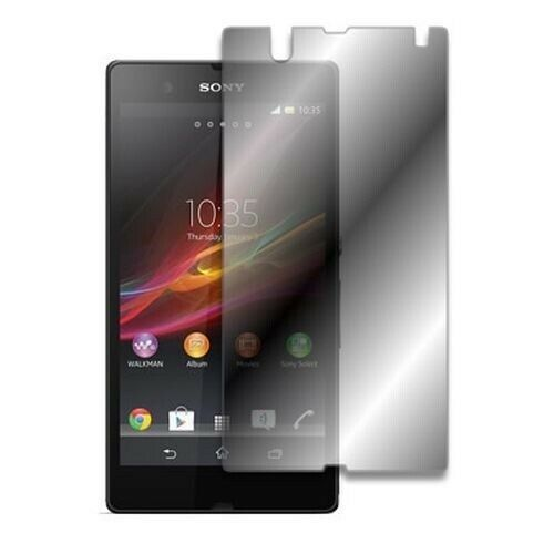 Sony Xperia Z Yuga C6603 2X Pack Matte Anti-Glare Screen Protector ...
