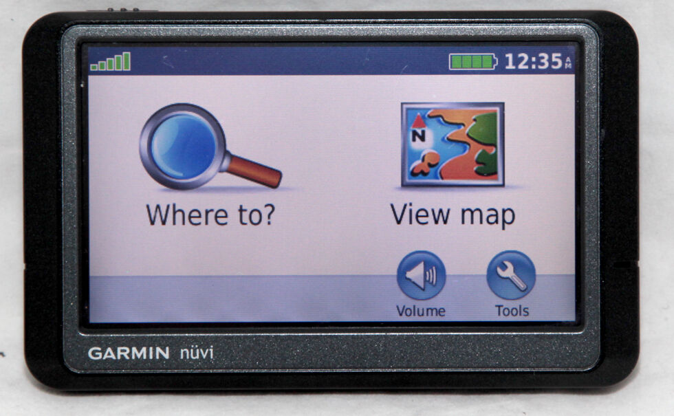 how to turn off a map on garmin edge 520