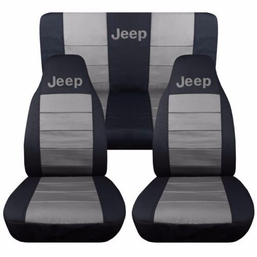 front rear 2010 2015 jeep compass or patriot seat covers. Black Bedroom Furniture Sets. Home Design Ideas