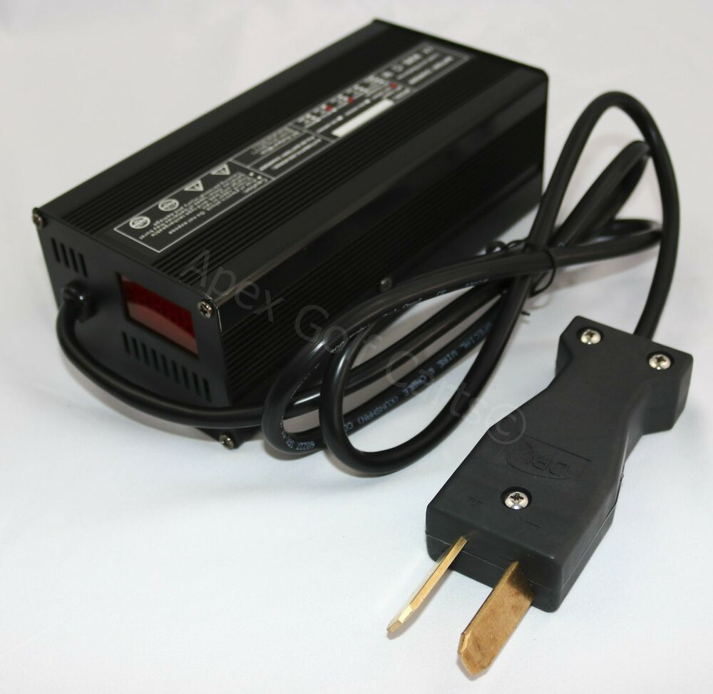 New 36 Volt Golf Cart Battery Charger 36v Star Ez Go Club
