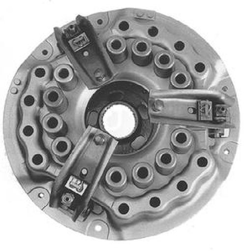 Tractor Dual Clutch : Fd aa quot ford tractor dual stage clutch tooth drive