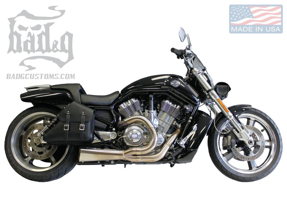 Harley Davidson V Rod Muscle Vrscf Saddlebags