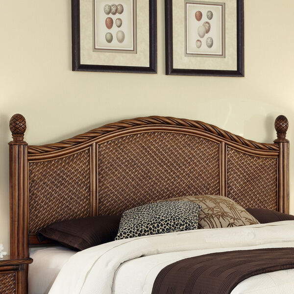 Marco Island Queen Full Headboard Bed Bedroom Frame