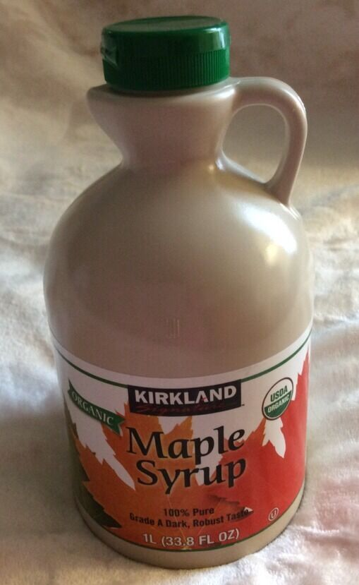 Organic grade b maple syrup uk