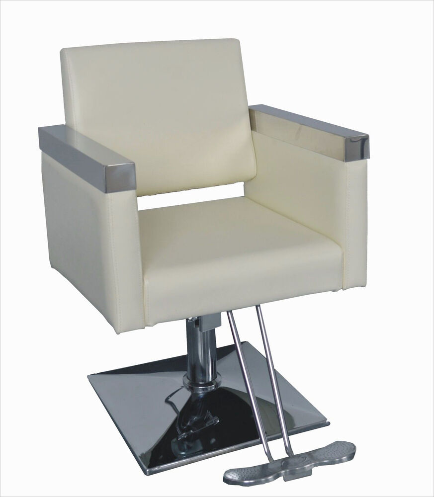 Classic hydraulic barber chair salon spa styling beauty for Sell salon equipment