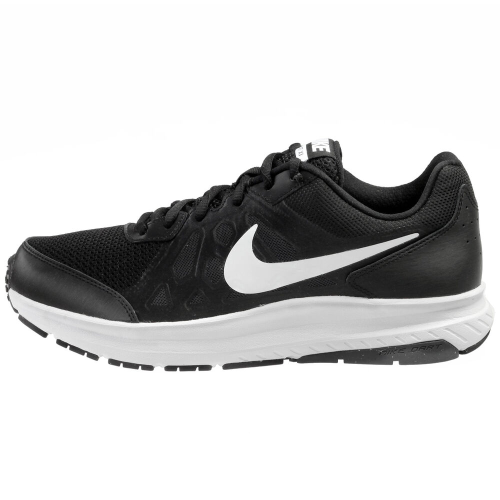 Nike Dart 11 Mens 724940-001 Black White Grey Athletic