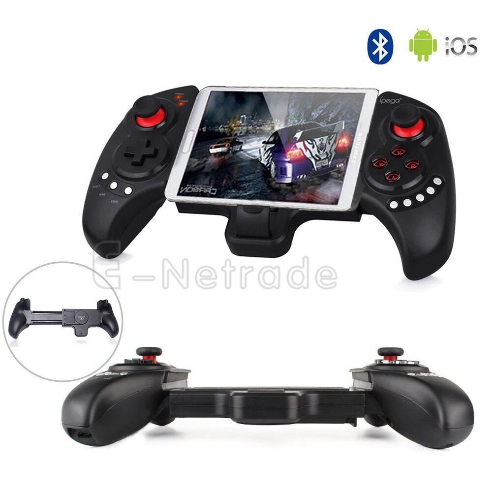 control ipad with iphone new ipega pg9023 bluetooth controller joystick for 13863