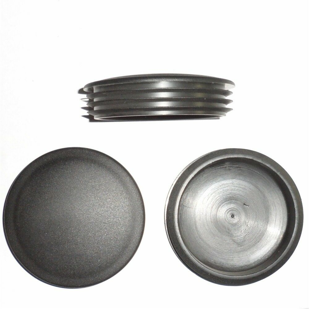 4 Ea End Caps For 4 Quot Od Round Tubing Or Pipe With 11 To14