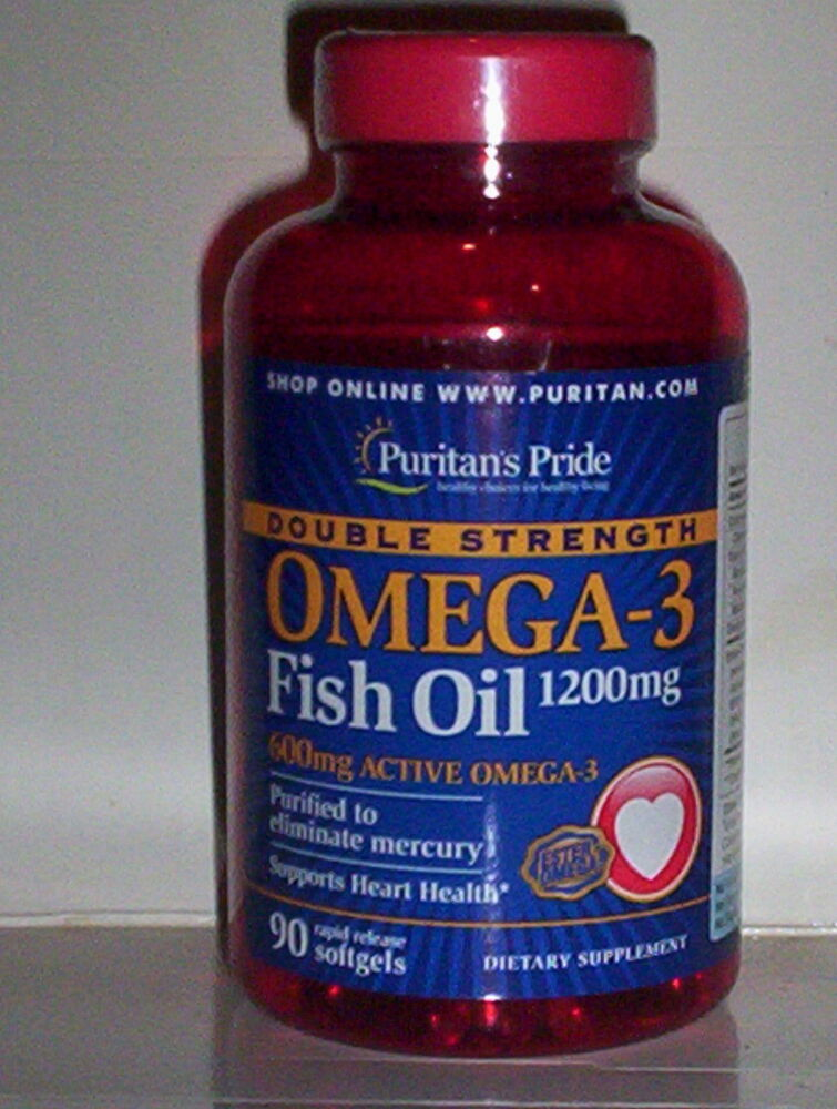 Omega 3 fish oil 1200mg double strength 600mg active omega for Oily fish list