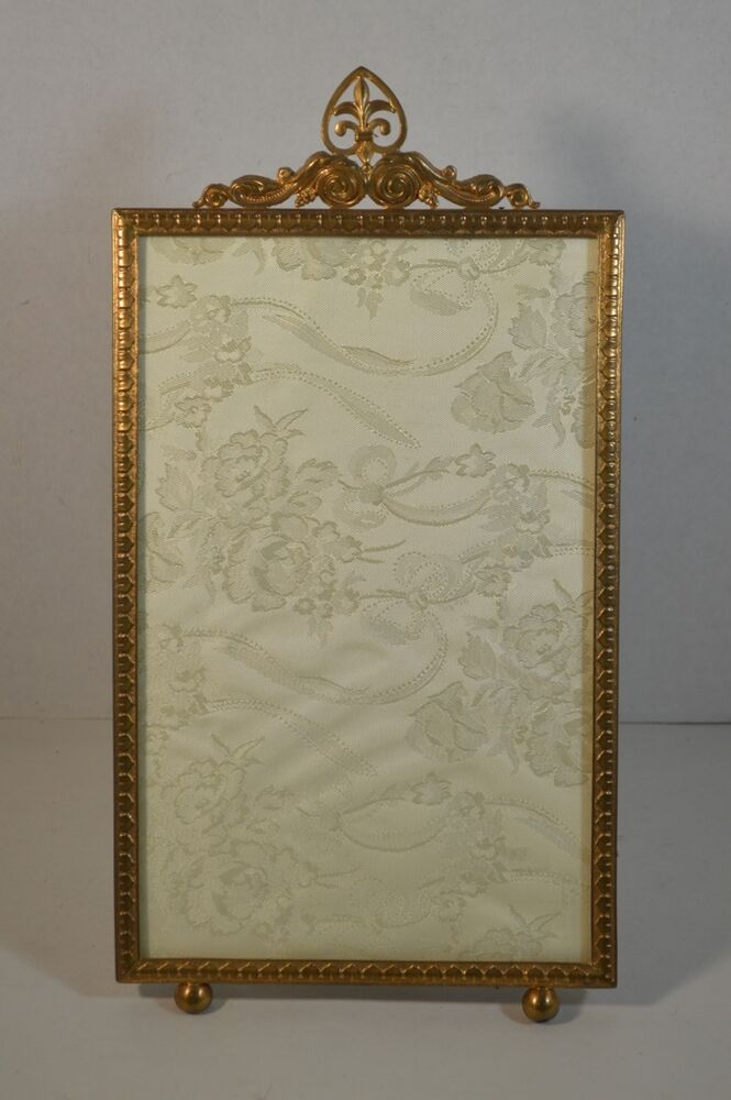 antique empire style dore picture frame ebay. Black Bedroom Furniture Sets. Home Design Ideas