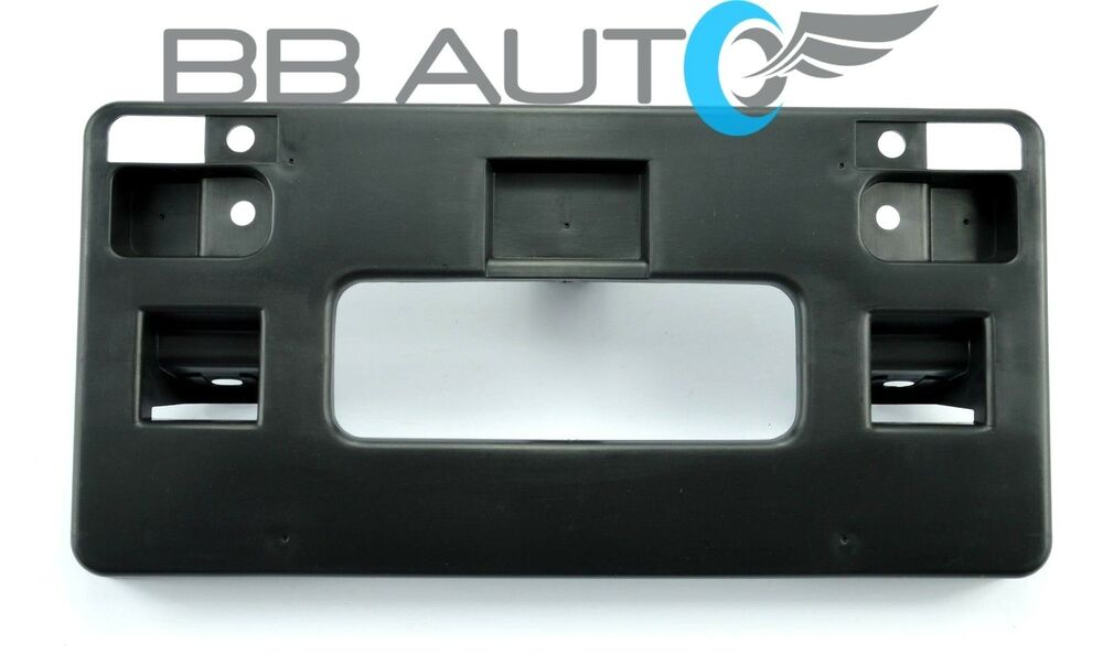 08 12 honda accord front license plate tag bracket holder. Black Bedroom Furniture Sets. Home Design Ideas