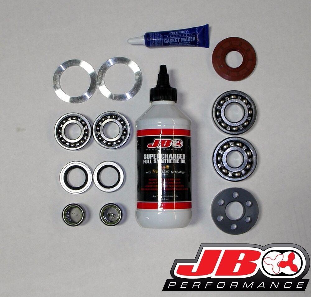 trd supercharger full rebuild kit 07 09 toyota fj cruiser 05 15 tacoma 4 0l mp90 ebay. Black Bedroom Furniture Sets. Home Design Ideas
