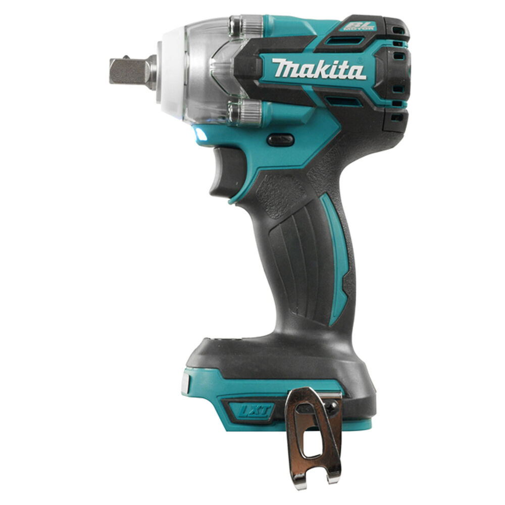 makita 18v lxt dtw281 dtw281z dtw281rfe impact wrench 604310258726 ebay. Black Bedroom Furniture Sets. Home Design Ideas