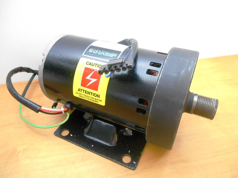 Dynamic response drive systems jm02 d10 treadmill motor 2 for Advanced dc motors inc