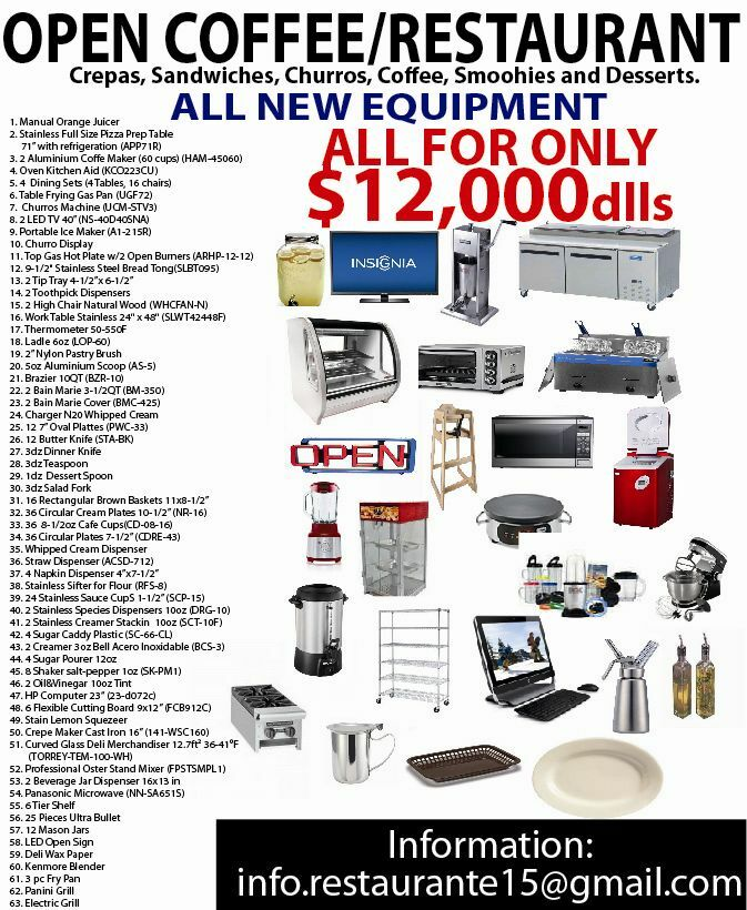 Restaurant equipment ebay for I kitchen equipment