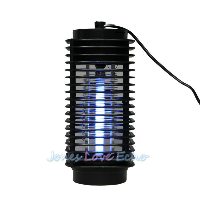 led socket electric mosquito fly bug insect trap night. Black Bedroom Furniture Sets. Home Design Ideas