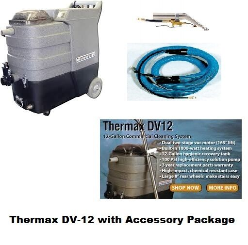 Thermax Dv 12 W Accessory Package Amp Free Shipping