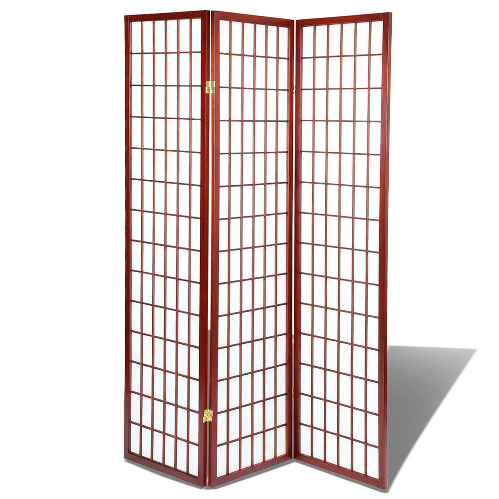 Paper Wall Panels : Shoji screem room divider privacy wall with rice paper