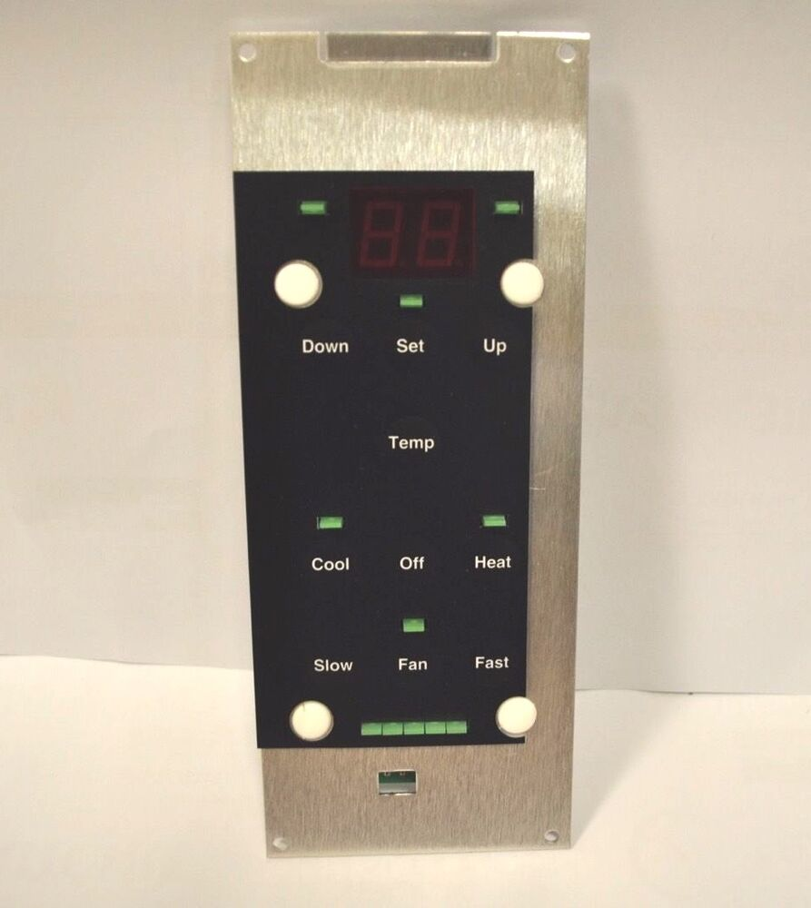 Smxiiab Keypad Thermostat Control For Marine Air