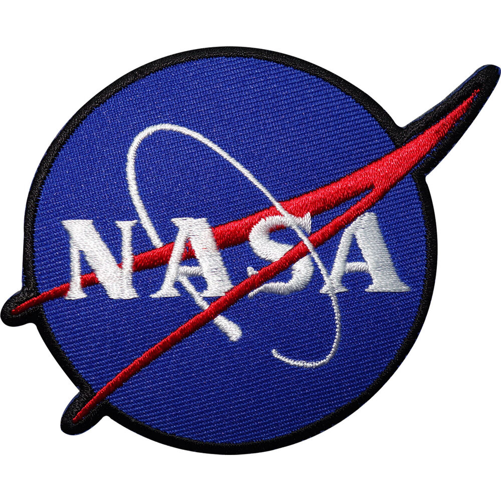 blue nasa astronaut wings patches-#26