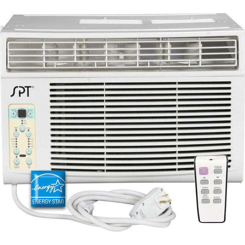 Window ac room air conditioner w dehumidifier fan for 12000 btu ac heater window unit