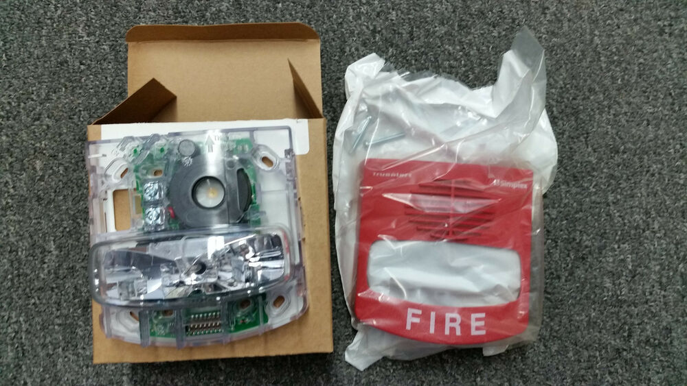 Fire Alarm Strobe as well Fire Alarms as well Index together with Simplex Multi Candela Strobe 4906 9103 as well 130759327390. on fire alarm truealert