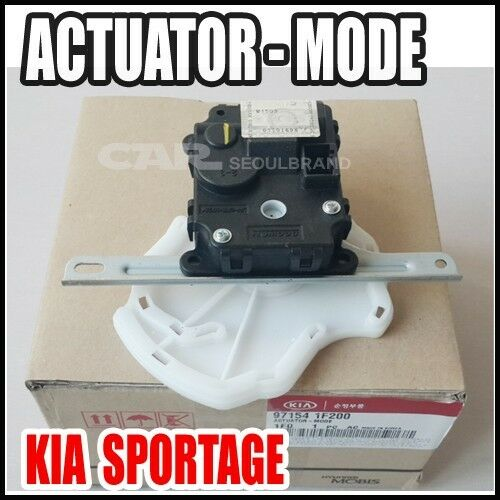 Four Seasons Air Conditioning >> KIA 2009-2010 Sportage Heater Control Mode Actuator ...