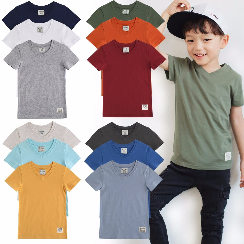 Free shipping BOTH ways on boys v neck t shirts, from our vast selection of styles. Fast delivery, and 24/7/ real-person service with a smile. Click or call