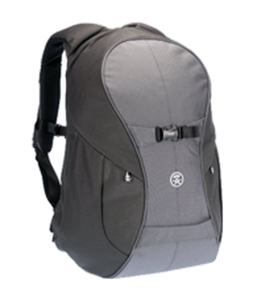 Details about Crumpler The Karachi Outpost KO-03A Camera backpack Laptop bag (Grey) ced71c1606ad