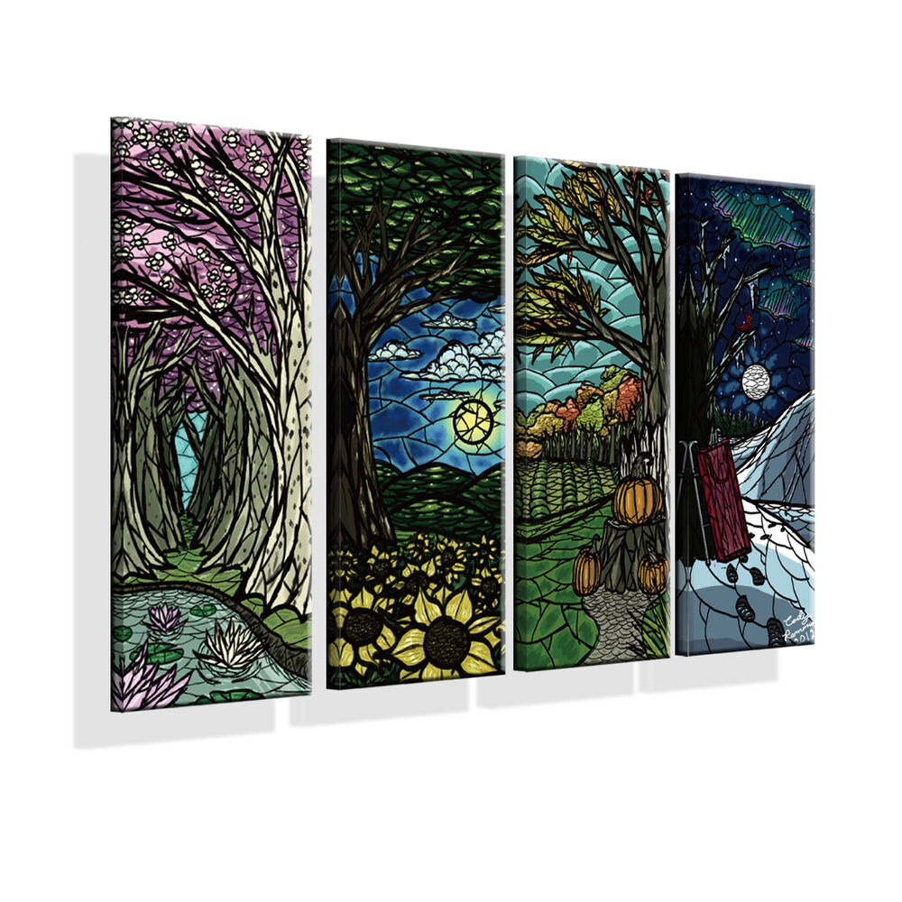 Hd canvas print home decor wall art abstract paintings for Paintings for house decoration