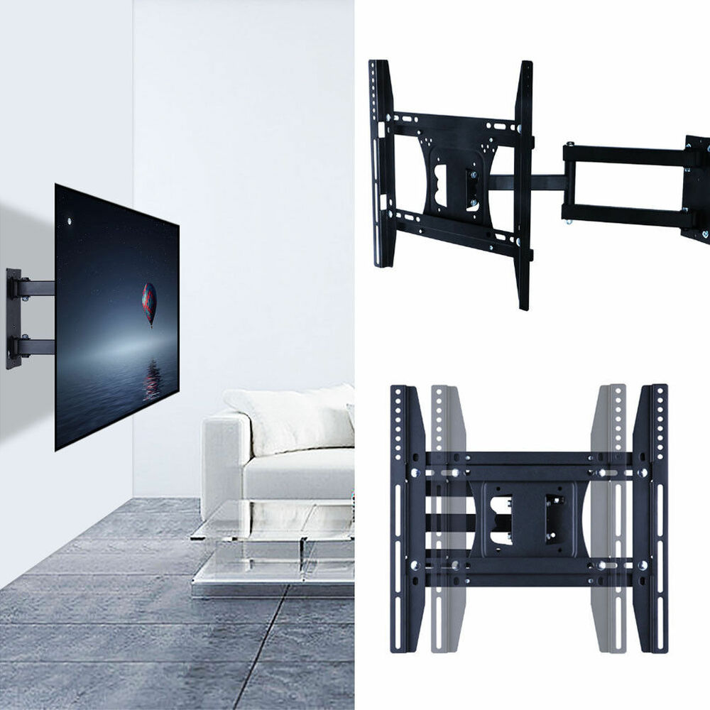 Tilt Swivel Tv Wall Mount Holder 32 37 39 40 42 46 47