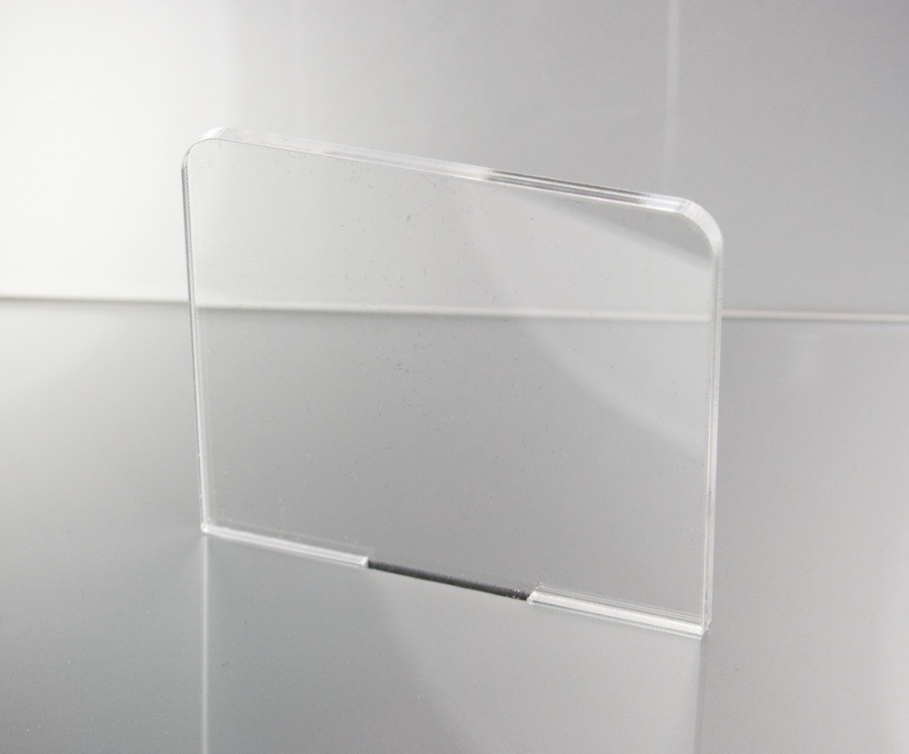 3mm clear acrylic plastic sheets perspex ebay. Black Bedroom Furniture Sets. Home Design Ideas