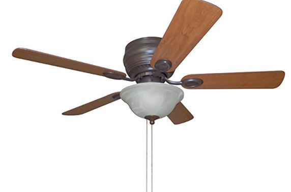 Harbor Breeze Ceiling Fan With Light Kit 44 In Antique