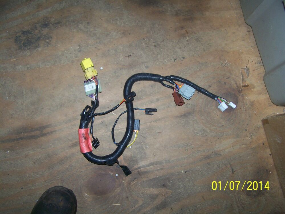 Land Rover Discovery 2 Ii Heated Seat Wiring Harness Left