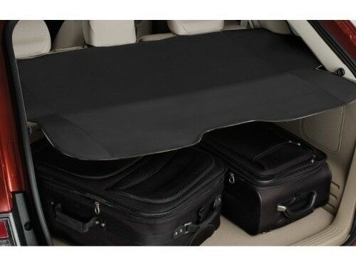 Ford Edge Accessories >> OEM NEW 2009-2014 Ford Edge-MKX Rear Cargo Cover - EBONY ...