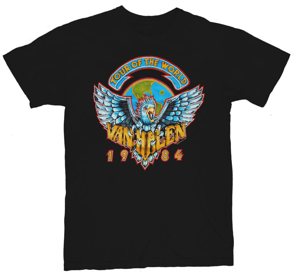 Vintage Rock Band T-Shirts Want to rock out to your favorite classic rock bands? Hot Topic is your destination for vintage band t-shirts. Hey Jude, you can get a great Beatles t-shirt here. You don't have to steal any faces to get a hold of a Grateful Dead t-shirt.