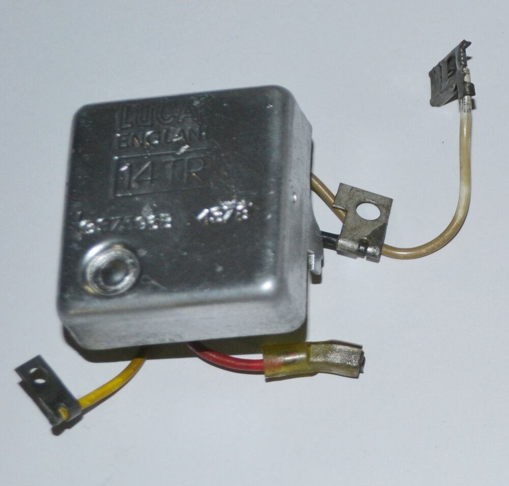Lucas Voltage Regulator Mgb 1975 Mgb 1976 Mgb 1977 Mgb