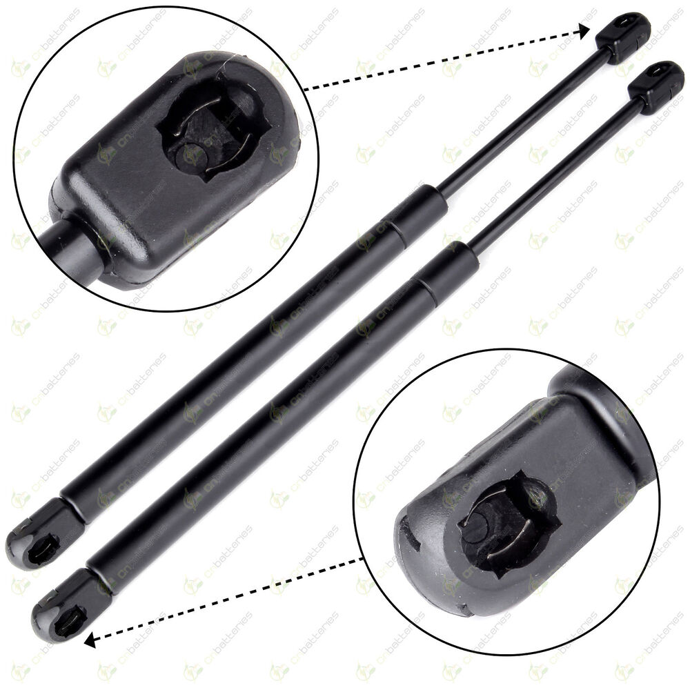Qty(2) Front Hood Gas Lift Supports Shocks Strut For Acura