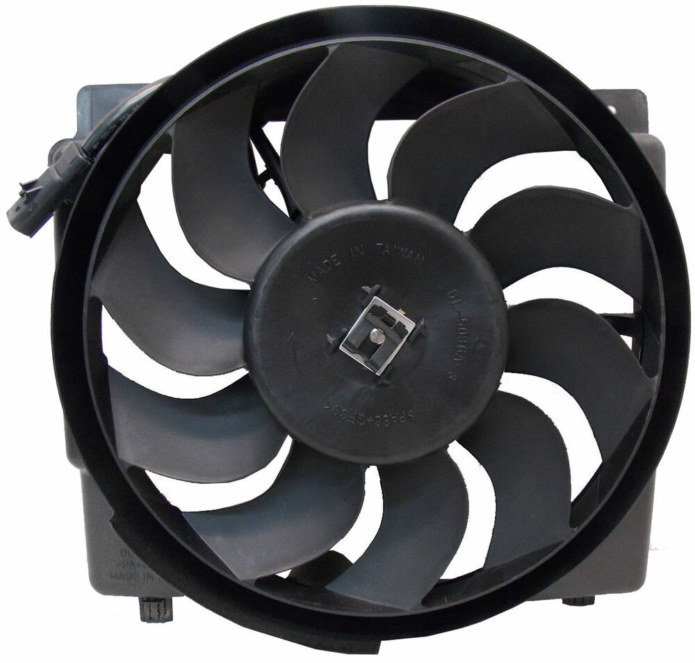 new radiator fan assembly electric 6cyl for jeep cherokee. Black Bedroom Furniture Sets. Home Design Ideas