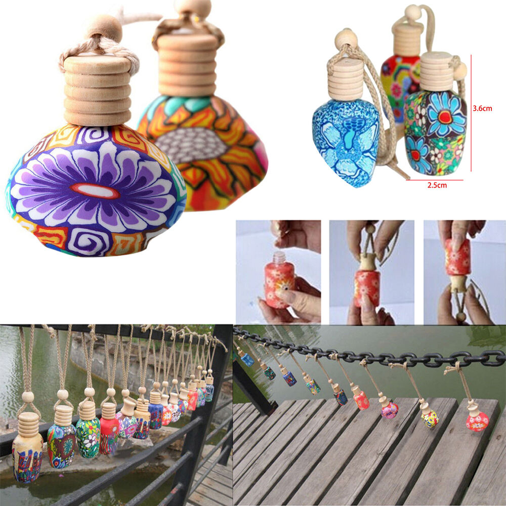 12ml Hanging Car Room Air Freshener Perfume Diffuser