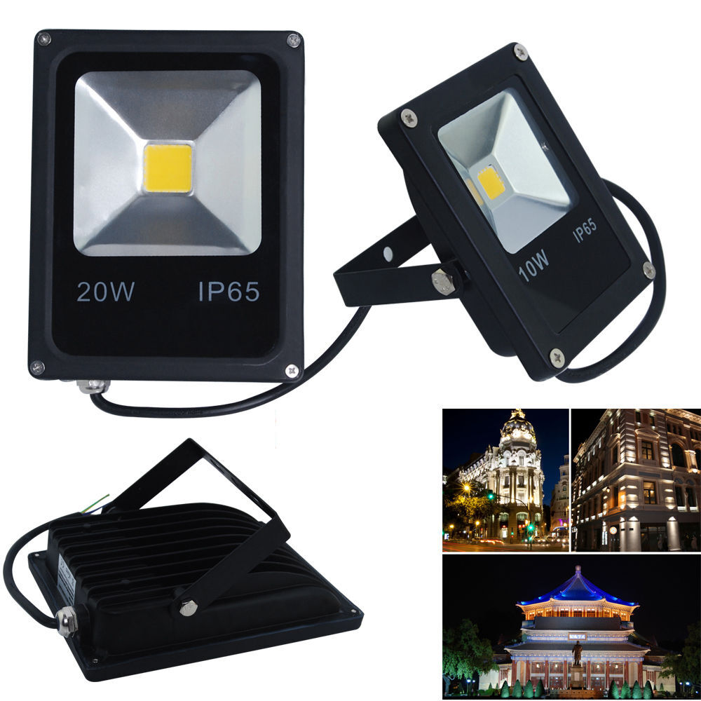 10W 20W LED Flood Light Security Lights Floodlight Outdoor
