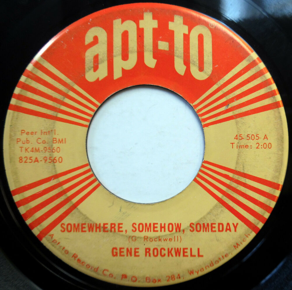 Gene Rockwell And The Falcons Not For Squares