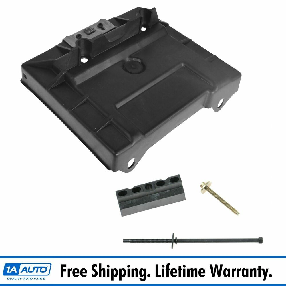Battery Mounting Tray & Hold Down Kit Direct Replacement