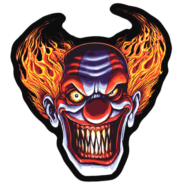 Lord Patch, Evil Clown Hunter Pictures, Images Photos