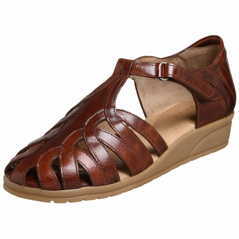Beautifeel Brazil Leather Sandals Brown 36 5 Ebay