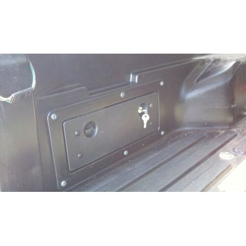 POP & LOCK PL5220 Toyota Tacoma 2005 & UP Bed Storage Lock | eBay