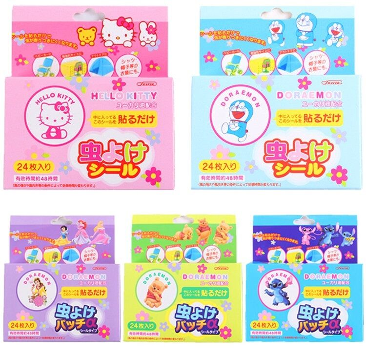 Mosquito Repellent Stickers Patches Anti Insects Bugs