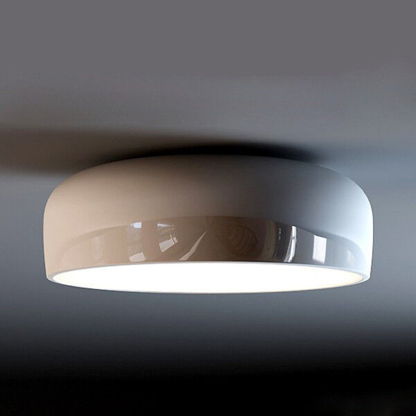 New Modern Flos Smithfield C Flush Mount Ceiling Light