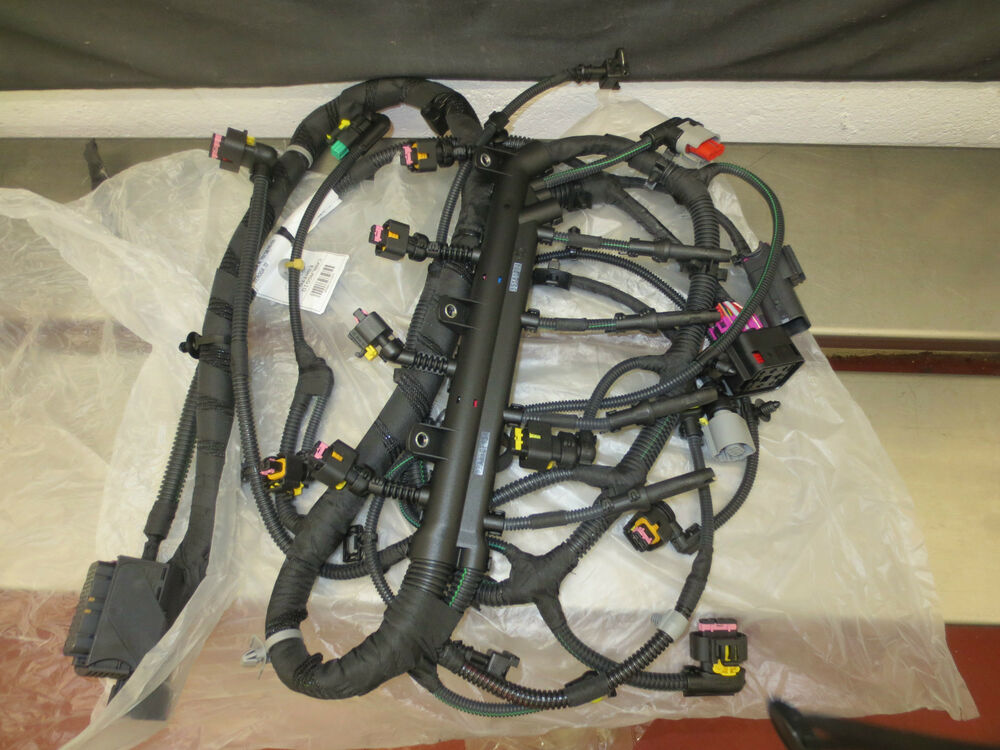 vauxhall opel wiring harness assy engine unit part no 55571710 ebay