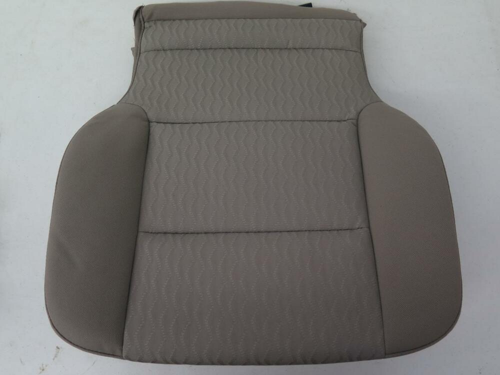 2014 Chevy Tahoe For Sale >> 2014-2017 Chevy Tahoe Suburban drivers Bottom OEM cloth seat cover Cocoa Dune   eBay